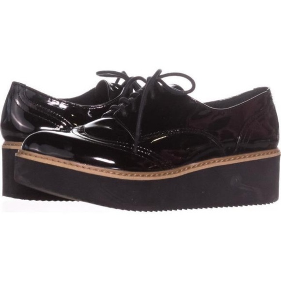5d34b88db Steve Madden Shoes | Lydia Platform Oxfords Patent | Poshmark